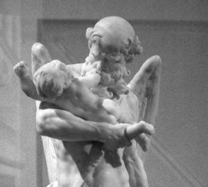 Crono-che-divora-i-suoi-figli-palazzo-del-Louvre-Parigi