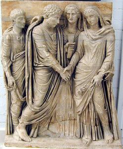 El-matrimonio-romano