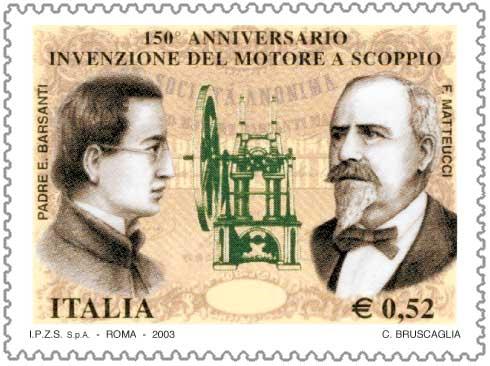 Eugenio_Barsanti_Felice_Matteucci_francobollo